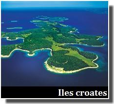 iles en croatie tourisme