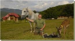Branko Sokac à Vrelo près de Plitvice