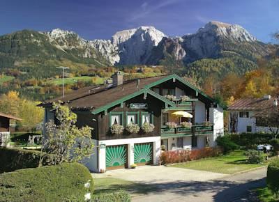 Gästehaus Frauendorf Berchtesgaden