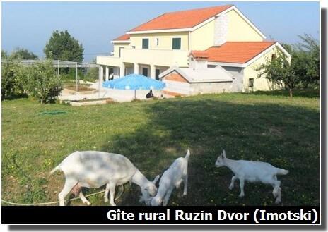 Gite rural Ruzin Dvor
