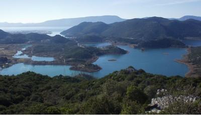 Lacs de Bacina