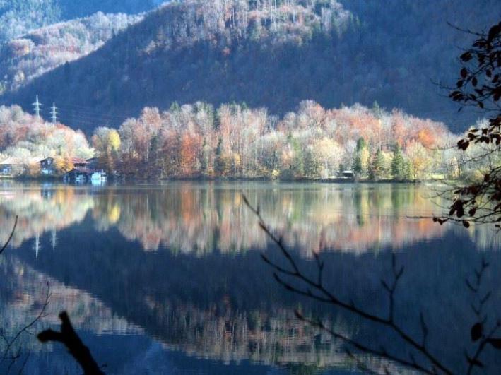 kochelsee lac kochel automne