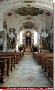 Eglise Saint-Pierre-Saint-Paul Mittenwald