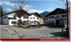Mittenwald Bavière