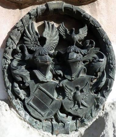 Mittenwald décoration en bronze
