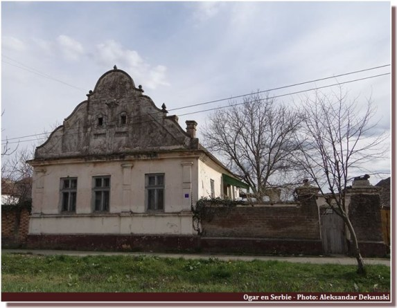 ogar facade campagne serbie