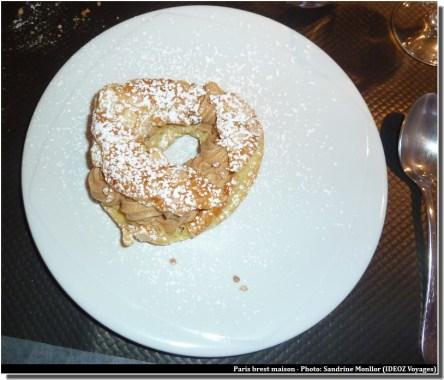 restaurant le four castelnaudary paris brest