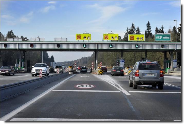 autoroute en slovenie