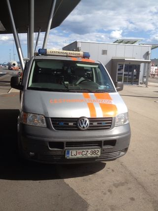 dars verification autoroute slovene