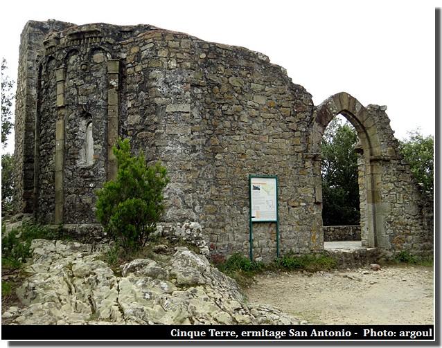 cinque terre ermitage saint antoine san antonio