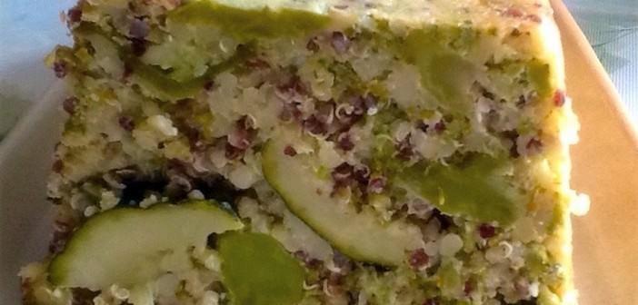 terrine de legumes au quinoa