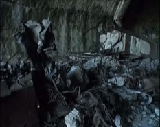 zeljava destructions dans la base aerienne yougoslave