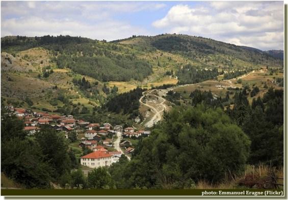 Massif des Rhodopes Bulgarie