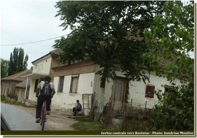 Vivre en serbie centrale dans la region de Pozarevac