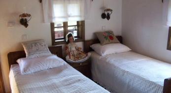 Stara Lonja Etno selo chambre traditionnelle
