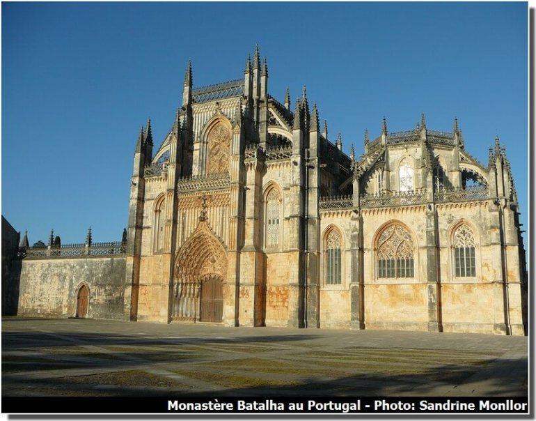 Monastere Batalha Portugal