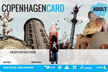 copenhaguen card