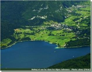 Bohinj et son lac
