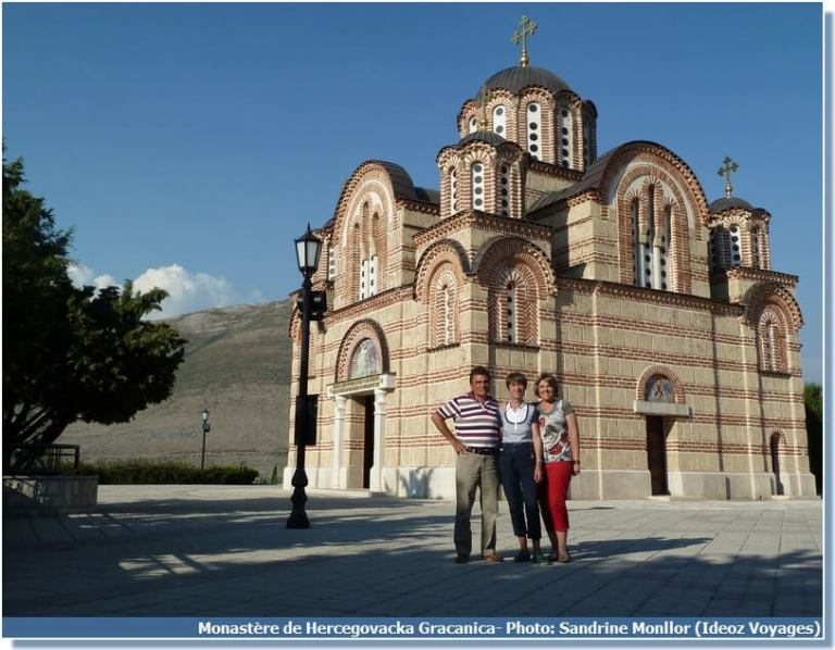 Trebinje Monastère de Hercegovacka Gracanica