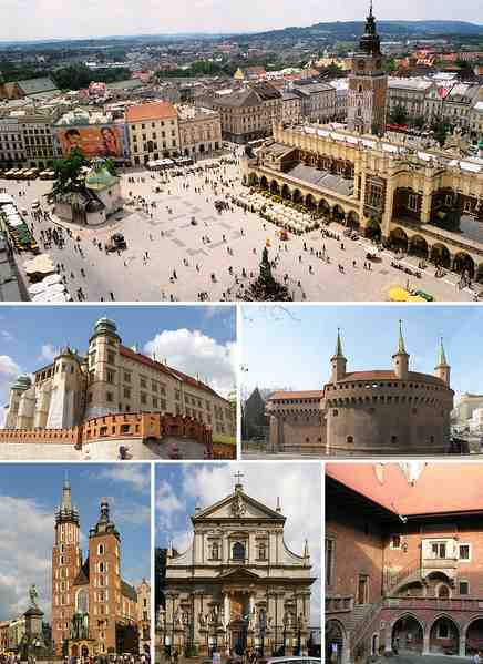 visiter cracovie