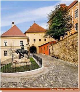 Zagreb kamenita vrata