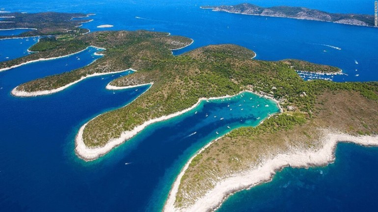 archipel des iles kornati
