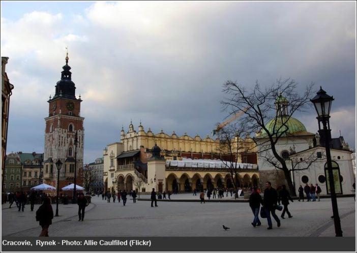 Cracovie Rynek Glowny