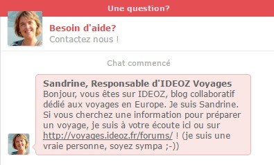 chat ideoz question