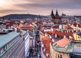 Week end à Prague ; la capitale aux cent clochers