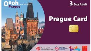 prague card 3 jours