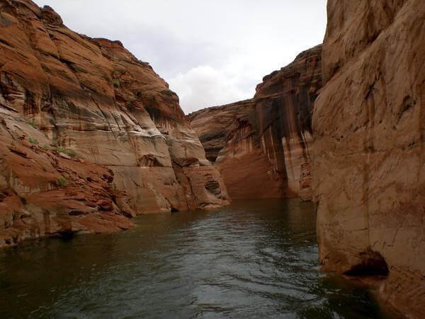 Navajo Canyon paysage