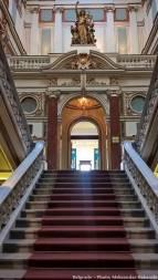 Srediste Beograda na vodi escalier