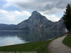Lac Ebensee Traunkirchen