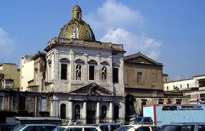 Naples santa Croce