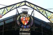 Barcelona Mercat San Josep La Boqueria