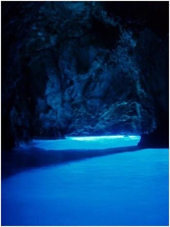 bisevo grotte bleue