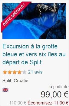 Grotte bleue de Bisevo en Croatie: une grotte sous-marine aux couleurs uniques 1