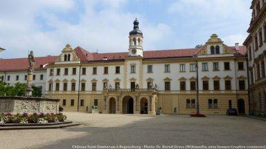 Chateau saint Emmeram Regensburg
