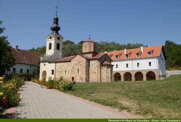 Monastère de Mesic en Voivodine