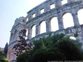 Pula amphithéatre romain