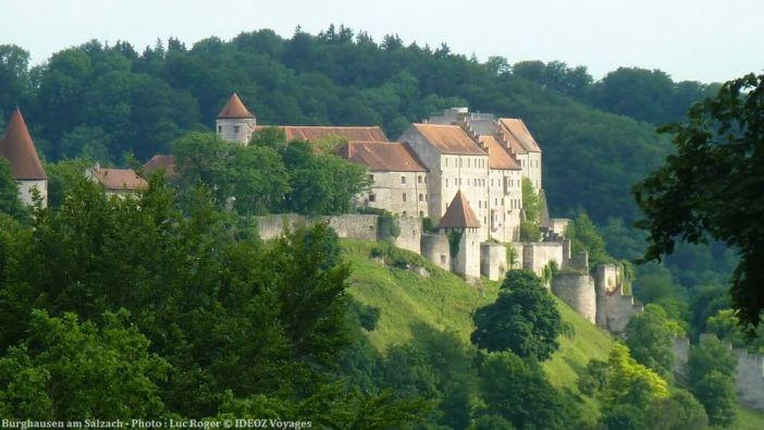 Chateau de Burghausen am Salzach