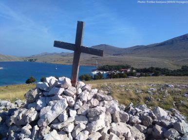 Croix parc national des iles Kornati
