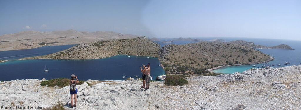 Excursion Iles Kornati Dalmatie