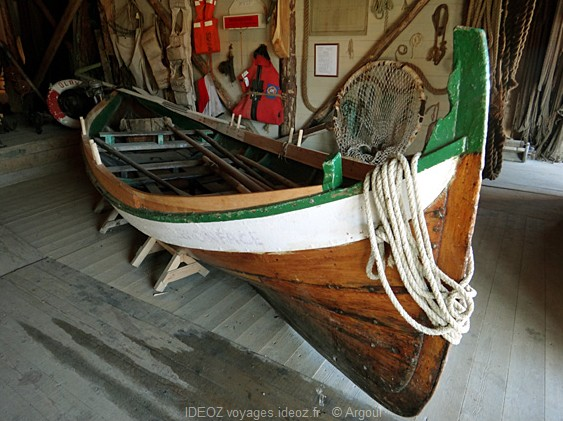 Lofoten barque traditionnelle