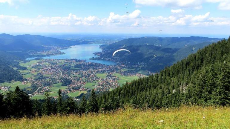 Tegernsee lac de Bavière