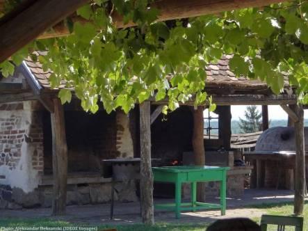 Agrotourisme Kezele barbecue