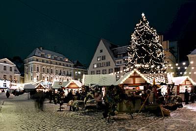 Noel à Turku joulu
