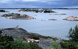 iles finlandaises du Parc national de Saaristomeri