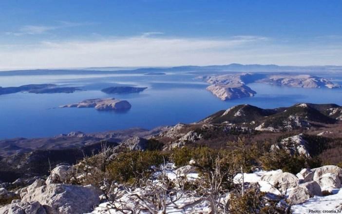 Parc national Velebit Nord en Croatie