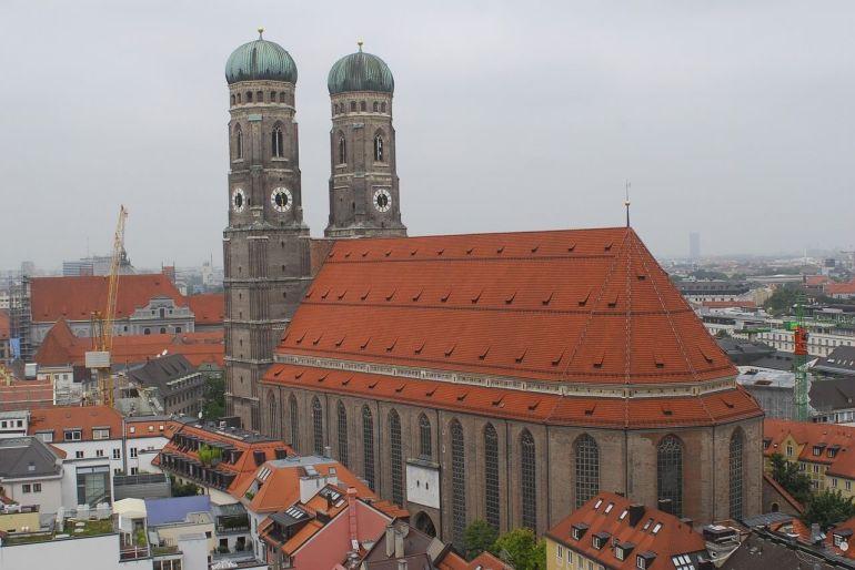 Frauenkirche à Munich
